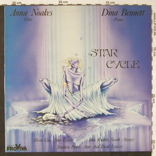 Noakes,Anna & Dina Bennett: Star Cycle by Alison Cox, Proviva(ISPV 132), D, 1986 - LP - L6666 - 9,00 Euro
