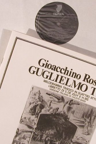 Rossini,Gioacchino: Guglielmo Tell - Box, Replica(RPL 2429/31), I, 1980 - 3LP - L6835 - 9,00 Euro