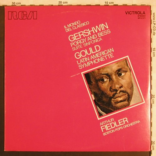 Gershwin,George/Morton Gould: Porgy and Bess/Latin-American Symph, RCA Victrola(MCV 571), I,vg+/m-,  - LP - L7899 - 5,00 Euro
