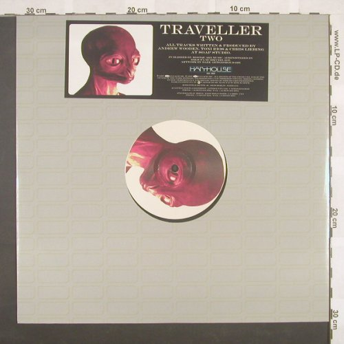 Traveller Two: Motion+1, Harthouse(), D, 97 - 12inch - A1200 - 5,00 Euro