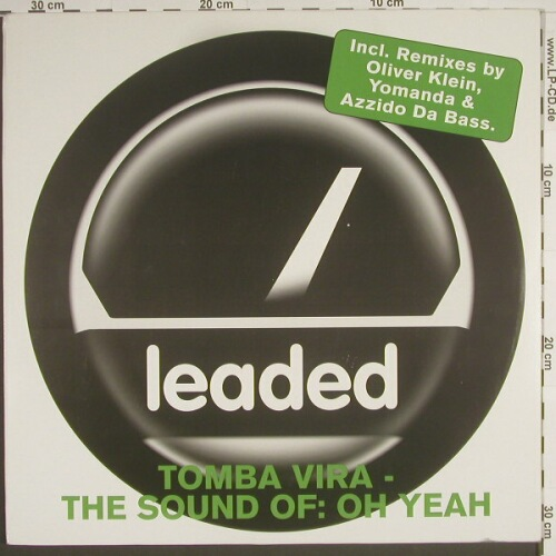 Tomba Vira: The Sound of: Oh Yeah*5, Electric.M(), D, 01 - 12inch - A6720 - 4,00 Euro