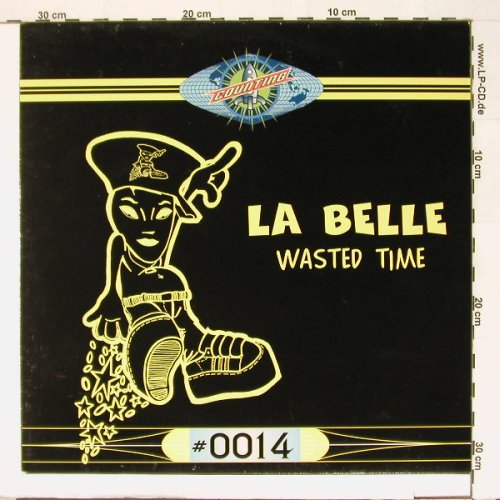 La Belle: DeepDubHouse-Wasted Time,(4Tr.), BMG(74321 39160-1), EC,0014, 96 - 12inch - A700 - 4,00 Euro