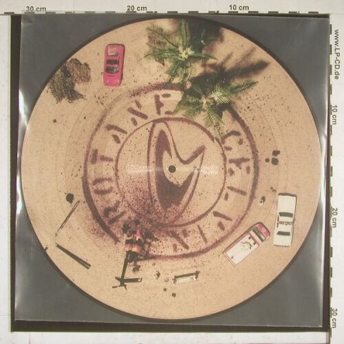 Rotane,Celvin: Back Again!, Picture Disc, (), ,  - 12inch - A9748 - 6,00 Euro