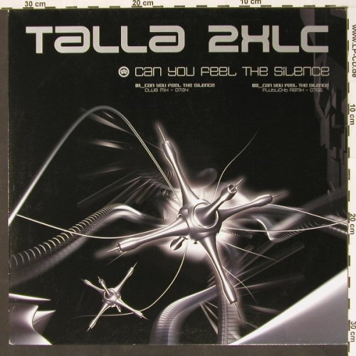 Talla 2XLC: Can you feel the Silence, WEA(), D, 02 - 12inch - B8062 - 4,00 Euro