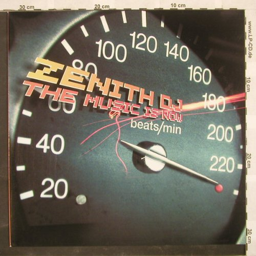 Zenith DJ: The Music Is Now*3, ClubCultur(), D, 03 - 12inch - B9169 - 3,00 Euro