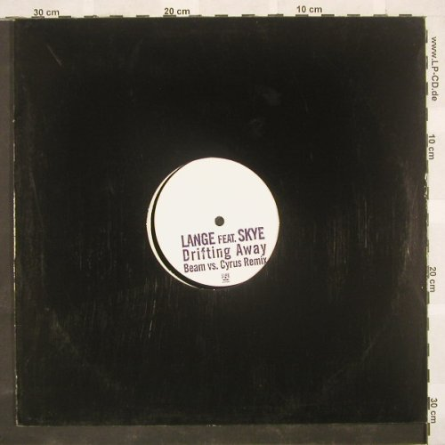 Lange feat.Syke: Drifting Away*2,LC, ClubCultur(), D,  - 12inch - B9175 - 3,00 Euro