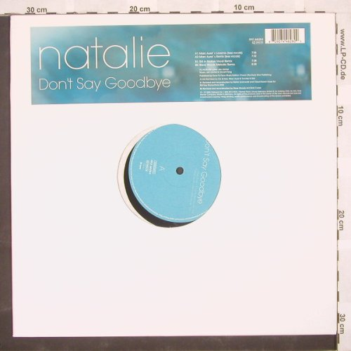 Natalie: Don't Say Goodbye*4,LC, Oldhand(), D, 02 - 12inch - B9176 - 4,00 Euro