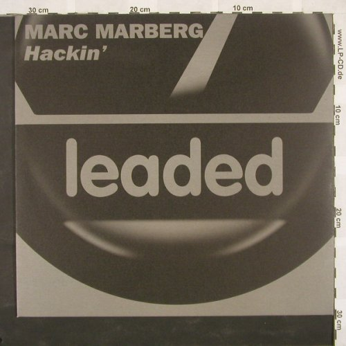 Marberg,Marc: Hackin'*2, Leaded(), D, 03 - 12inch - B9446 - 3,00 Euro