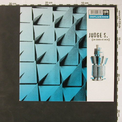 Judge S.: [SH 2000 Attack], MusicResearch(IR 44-12), D,  - 10inch - C2952 - 5,00 Euro