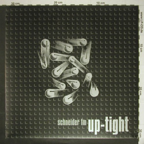 Schneider TM: up-tight/robin master's/roc, City Slang/Efa(08701-6), D, 1998 - 12inch - C5749 - 4,00 Euro