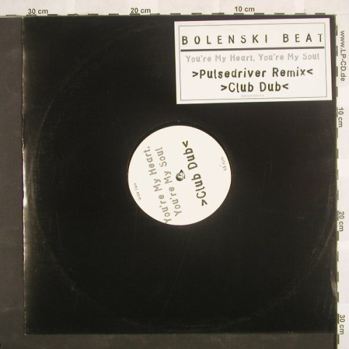 Bolenski Beat: You're My Heart,You're My Soul*2,LC, WEA(), D, 2003 - 12inch - C6787 - 3,00 Euro