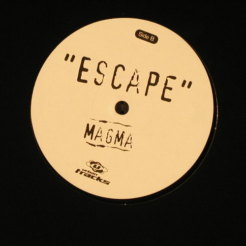 Escape: Magma*2, LC, Urban Tracks(), D,  - 12inch - E3792 - 3,00 Euro