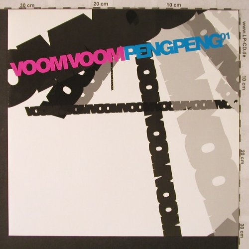 Voom:Voom: All I need/Sao Verought, k7(), , 2006 - 12inch - F2078 - 5,00 Euro