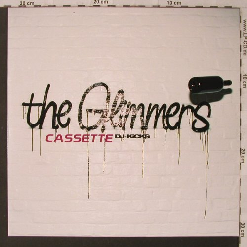 Glimmers: Cassette, one - sided, K7(7178 (EP)), EU, 2005 - 12inch - F2115 - 5,00 Euro