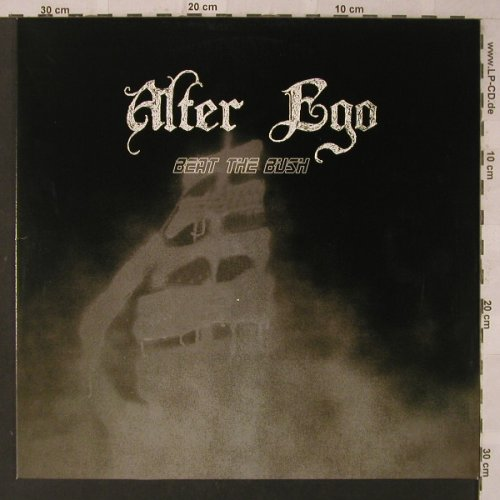 Alter Ego: Beat The Bush*2/Tubeaction, Klang Tronic(), , 2005 - 12inch - F2123 - 4,00 Euro