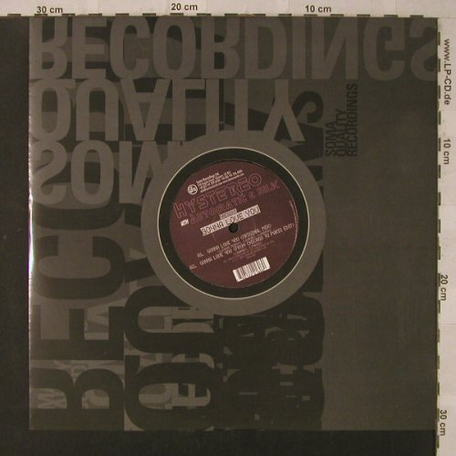 Hystereo With Automatic & Silk: Gonna Love You, Soma(160), , 2005 - 12inch - F2180 - 5,00 Euro