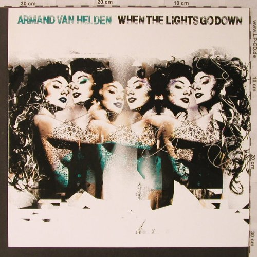 Van Helden,Armand: When the Lights go down*3, Southern Fried(PIASB 172R), , 2005 - 12inch - F2234 - 5,00 Euro