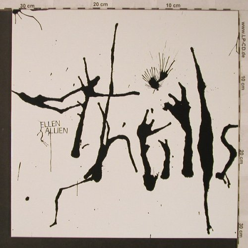 Ellen Allien: Thrills, Bpitch Control(BPC 106 LP/CD), EU, 2005 - 2LP - F2547 - 14,00 Euro