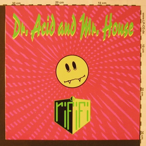 Rififi: Dr.Acid And Mr.House*3+1, BCM(12148), D,  - 12inch - F3011 - 4,00 Euro