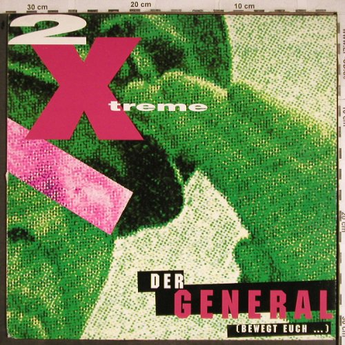 General: Bewegt Euch/X-Treme-X*2, Deep Groove(74321102981), D, 1992 - 12inch - H8444 - 3,00 Euro