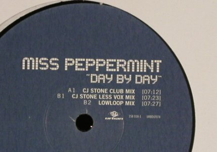 Miss Peppermint: Day by Day *3, FLC, Urban(150 018-1), ,  - 12inch - H8451 - 3,00 Euro