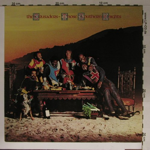 Crusaders: Those Southern Knights, MCA(0062.717), D, 76 - LP - B5958 - 5,00 Euro