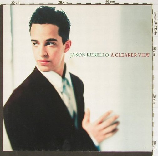 Rebello,Jason: A Clearer View, RCA(PL 74805), D, 1990 - LP - B8862 - 5,00 Euro