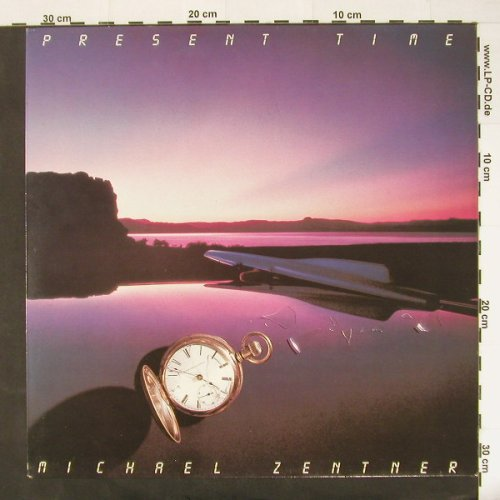 Zentner,Michael: Present Time, RED(MZ ONE), NL, 1983 - LP - C1582 - 5,00 Euro