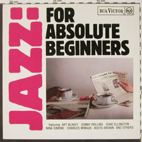 V.A.Jazz:: For Absolute Beginners, RCA(NL89874), D, 86 - LP - C2286 - 4,00 Euro
