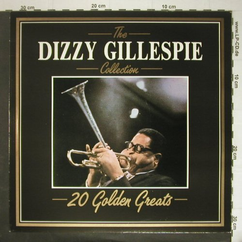 Gillespie,Dizzy: Collection, Ri, Deja Vu(DVLP 2028), I, 1985 - LP - C5786 - 5,00 Euro