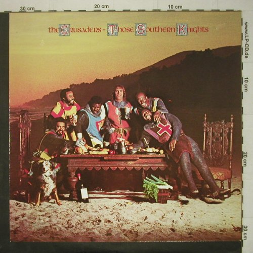 Crusaders: Those Sourthern Knights, MCA(250 534-1), D, 76 - LP - C6521 - 5,50 Euro