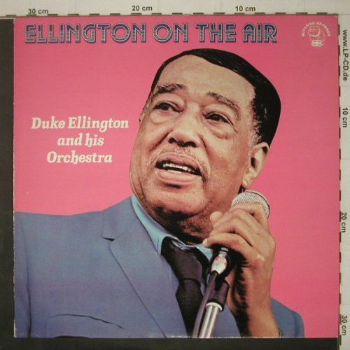 Ellington,Duke & his Orchestra: Elling on Air, Bulldog Rec.(BDL 1046), UK,  - LP - C6697 - 5,00 Euro
