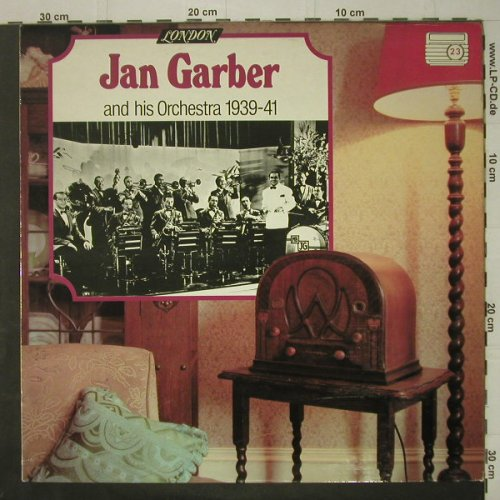 Garber,Jan & his Orch.: 1939/41, London(HM-P 5053), UK, 1978 - LP - C6908 - 7,50 Euro