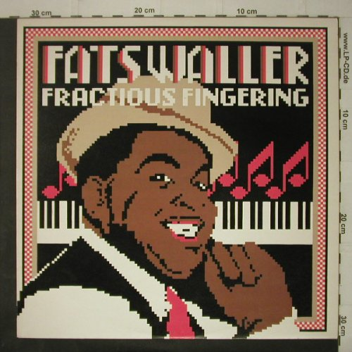 Waller,Fats: Fractious Fingering, RCA(NL 42011), UK, 1977 - LP - C7060 - 5,00 Euro
