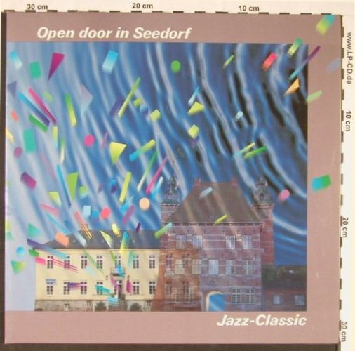 Open Door In Seedorf: Jazz Classic, Foc, Hell(2891 730), D, 1985 - LP - C9101 - 7,50 Euro