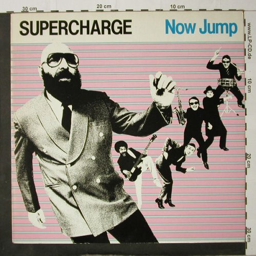 Supercharge: Now Jump, Criminal(147.704), D, 1980 - LP - C9549 - 5,00 Euro