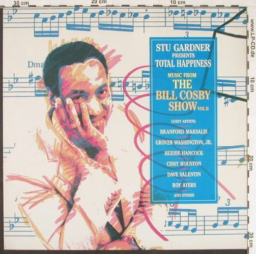 V.A.Bill Cosby Show Vol.2: Music from The, CBS(460447 1), NL, 1987 - LP - E321 - 6,00 Euro
