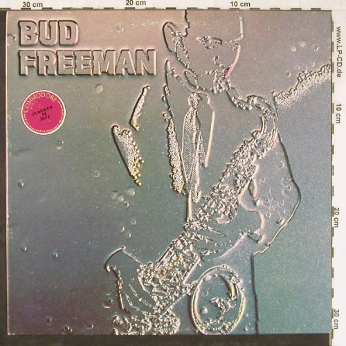 Freeman,Bud: Three's Not A Crowd, Promo, Comodore(), US, 1979 - LP - E3344 - 5,00 Euro