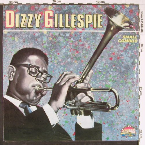 Gillespie,Dizzy: Small Combos, Giants Of Jazz(LPJT32), I, 1985 - LP - E3709 - 5,50 Euro