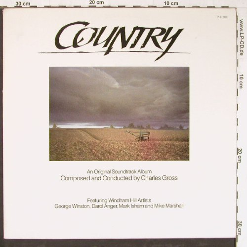 Country: Original Soundtrack, Windham Hill(6.26126 AP), D, 1984 - LP - E3714 - 5,00 Euro