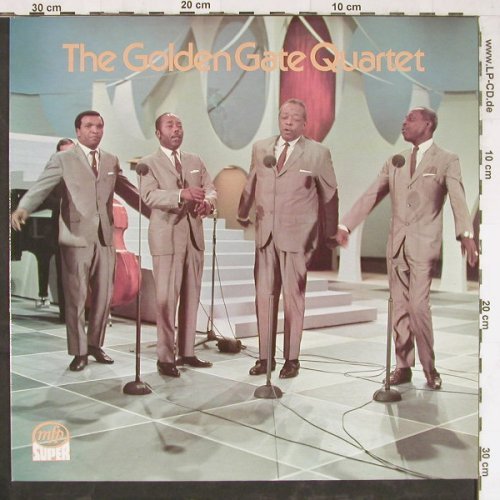 Golden Gate Quartet: Same, MFP(1M 048-12924), D,  - LP - E3832 - 6,00 Euro