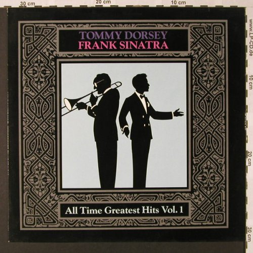 Dorsey,T. & F.Sinatra: All Time Greatest Hits Vol.1, RCA(NL 90310), D, 1989 - LP - E7999 - 6,00 Euro