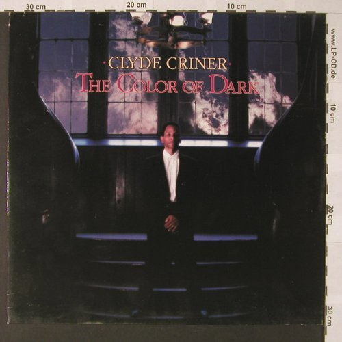 Criner,Clyde: The Color Of Dark, Novus(PL 83066), D, 1989 - LP - E9432 - 5,00 Euro