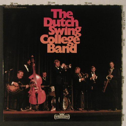 Dutch Swing College Band: Same, Club-Ed.,Foc, Intercord(28 561-9 Z/1-2), D,  - 2LP - F5621 - 7,50 Euro