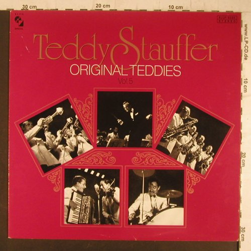 Stauffer's Orig.Teddies,Teddy: Vol.5, Elite Special(SJLP-6330), CH, 1981 - LP - F6489 - 6,00 Euro