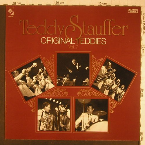 Stauffer's Orig.Teddies,Teddy: Vol.7, Elite Special(SJLP-6343), CH, 1984 - LP - F6491 - 6,00 Euro