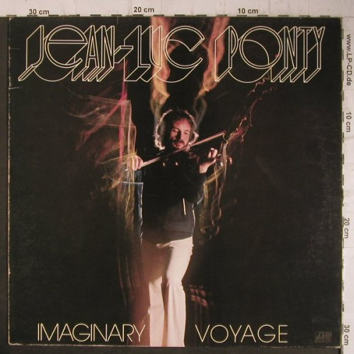 Ponty,Jean-Luc: Imaginary Voyage, Atlantic(50 317), D, 1976 - LP - F7704 - 6,00 Euro