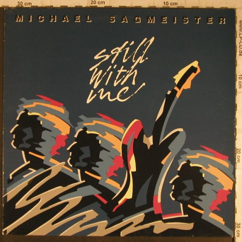 Sagmeister,Michael: Still With Me, MGI Records(1004), D,  - LP - F8235 - 6,00 Euro