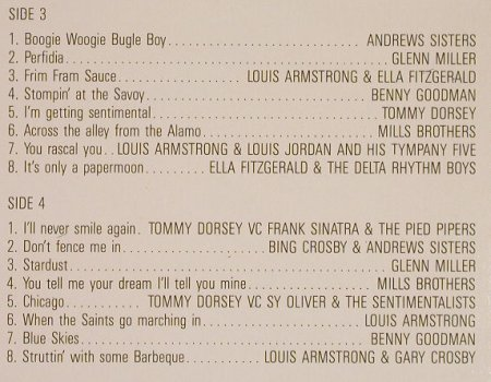 V.A.Swing That Music: Mills Brothers...L.Armstrong, Foc, Scana(80006), NL, 1985 - 2LP - H1108 - 5,00 Euro