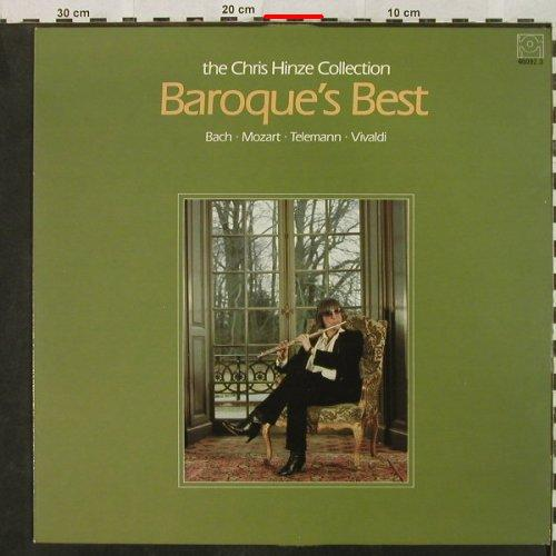 Hinze,Chris: Baroque's Best- C.H.-Collection, Keytone(46092.3), NL, m-/vg+, 1983 - LP - H4919 - 5,00 Euro